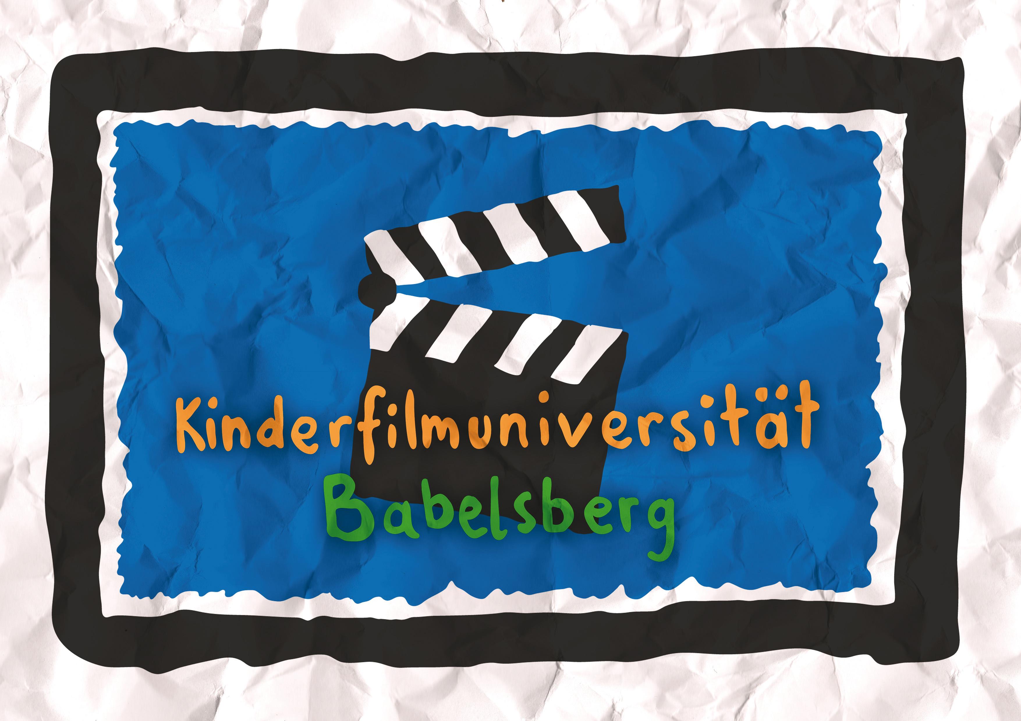 Willkommen bei der Kinderfilmuniversität Babelsberg